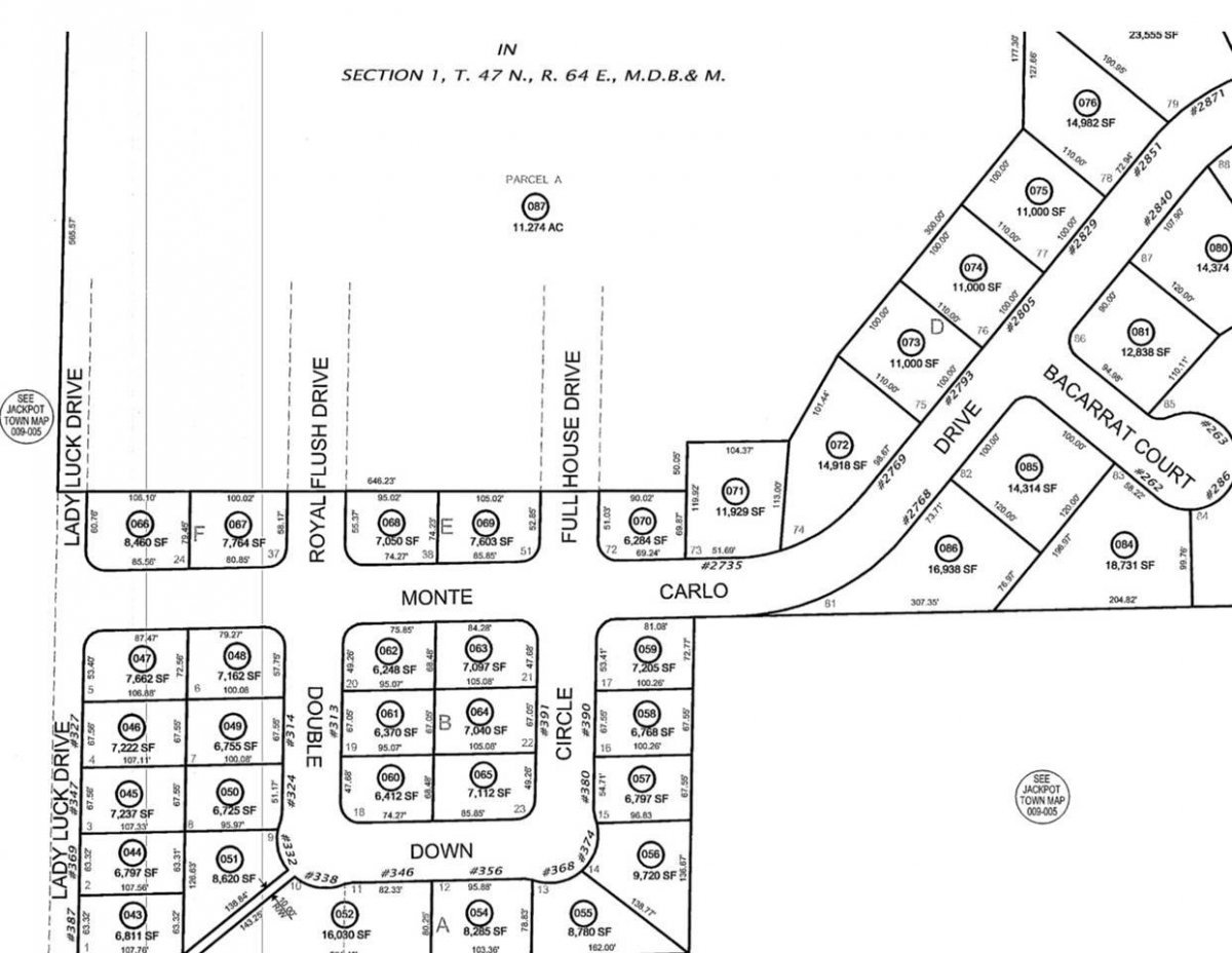 Lady Luck Dr Drive Property Photo 1