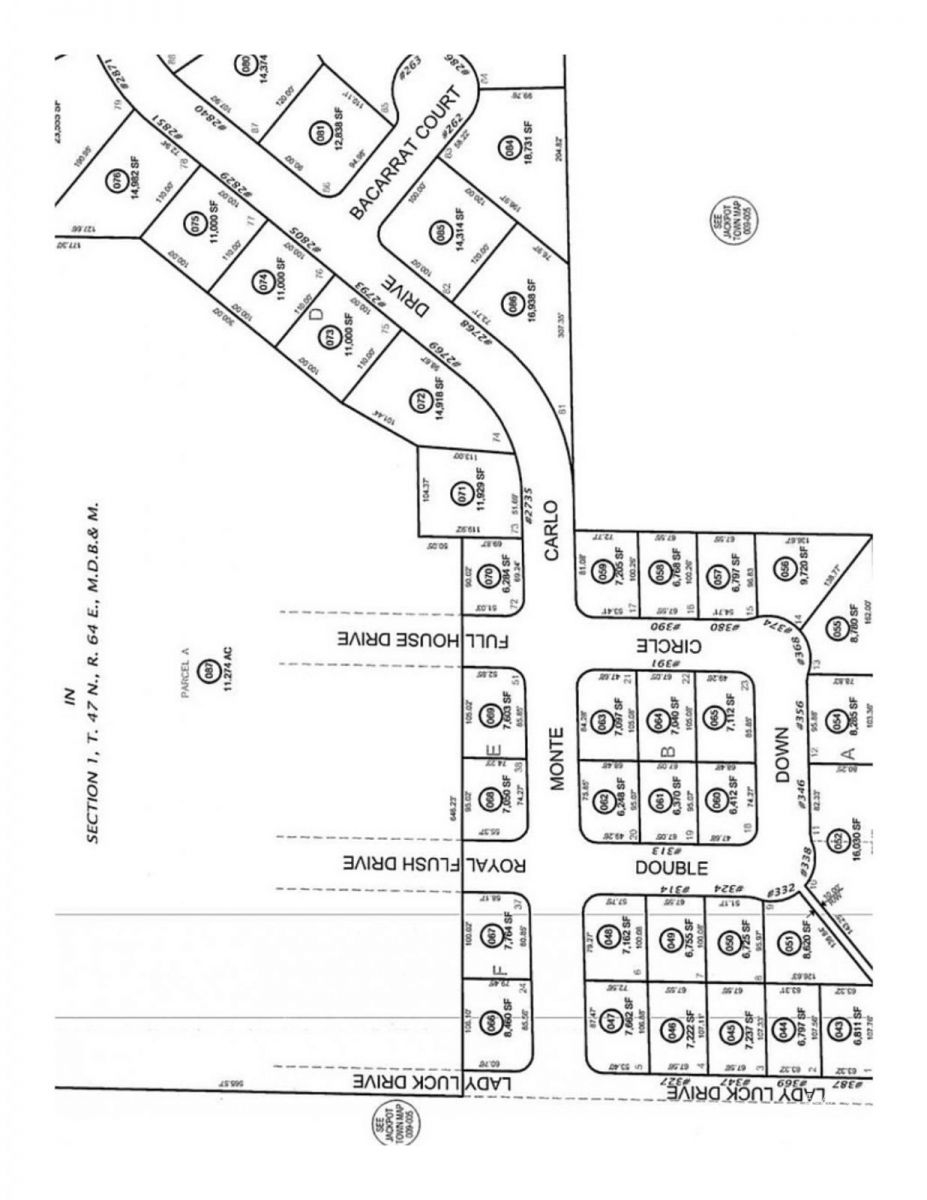 2768 Monte Carlo Drive Drive Property Photo - Jackpot, NV real estate listing