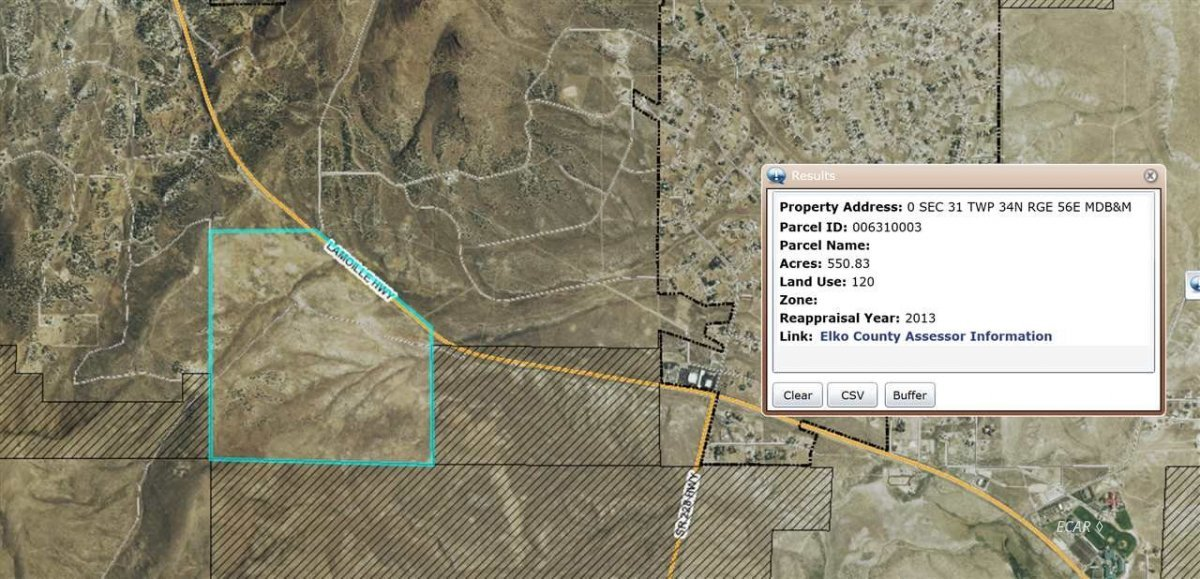 Lamoille Highway Property Photo - Spring Creek, NV real estate listing