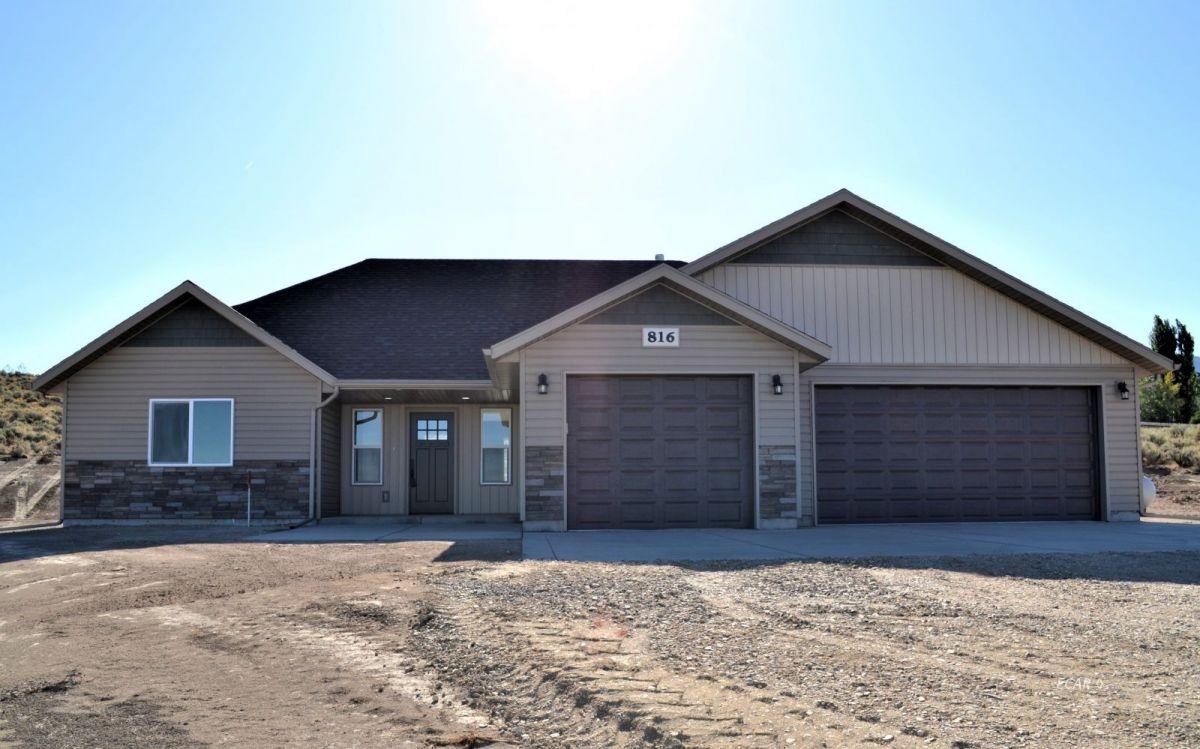Lot 7 Eisenhower Avenue Property Photo - Spring Creek, NV real estate listing