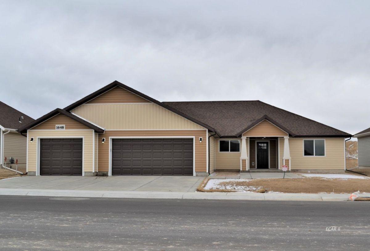 Lot 3 Eisenhower Avenue Property Photo - Spring Creek, NV real estate listing