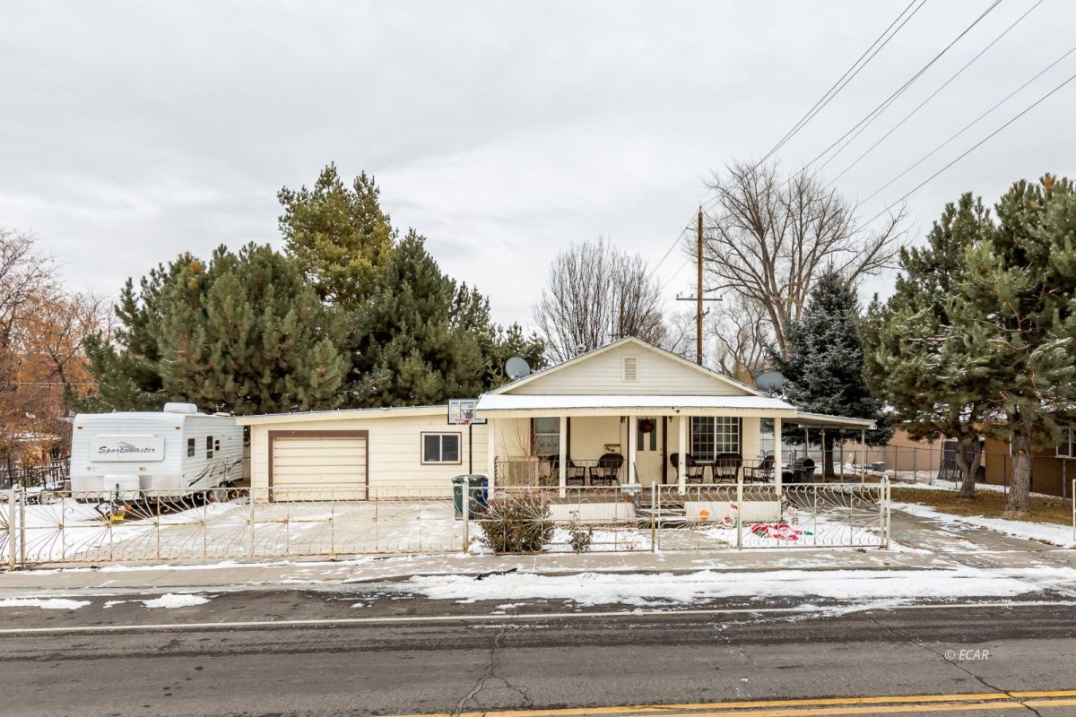 786 Wilson Avenue Property Photo - Elko, NV real estate listing