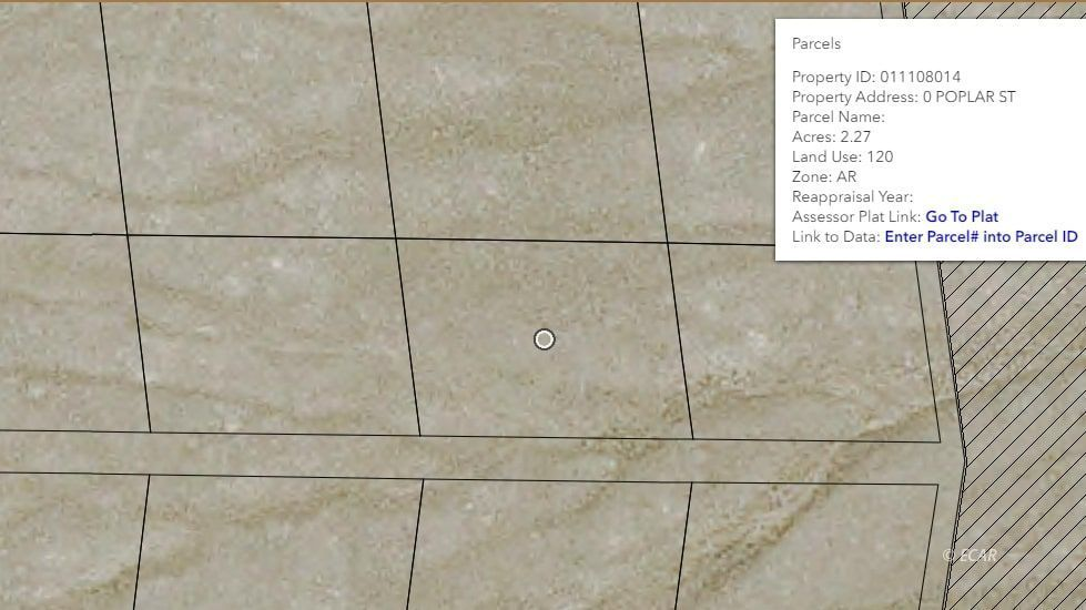 Poplar Secton 5 Street Property Photo - Montello, NV real estate listing