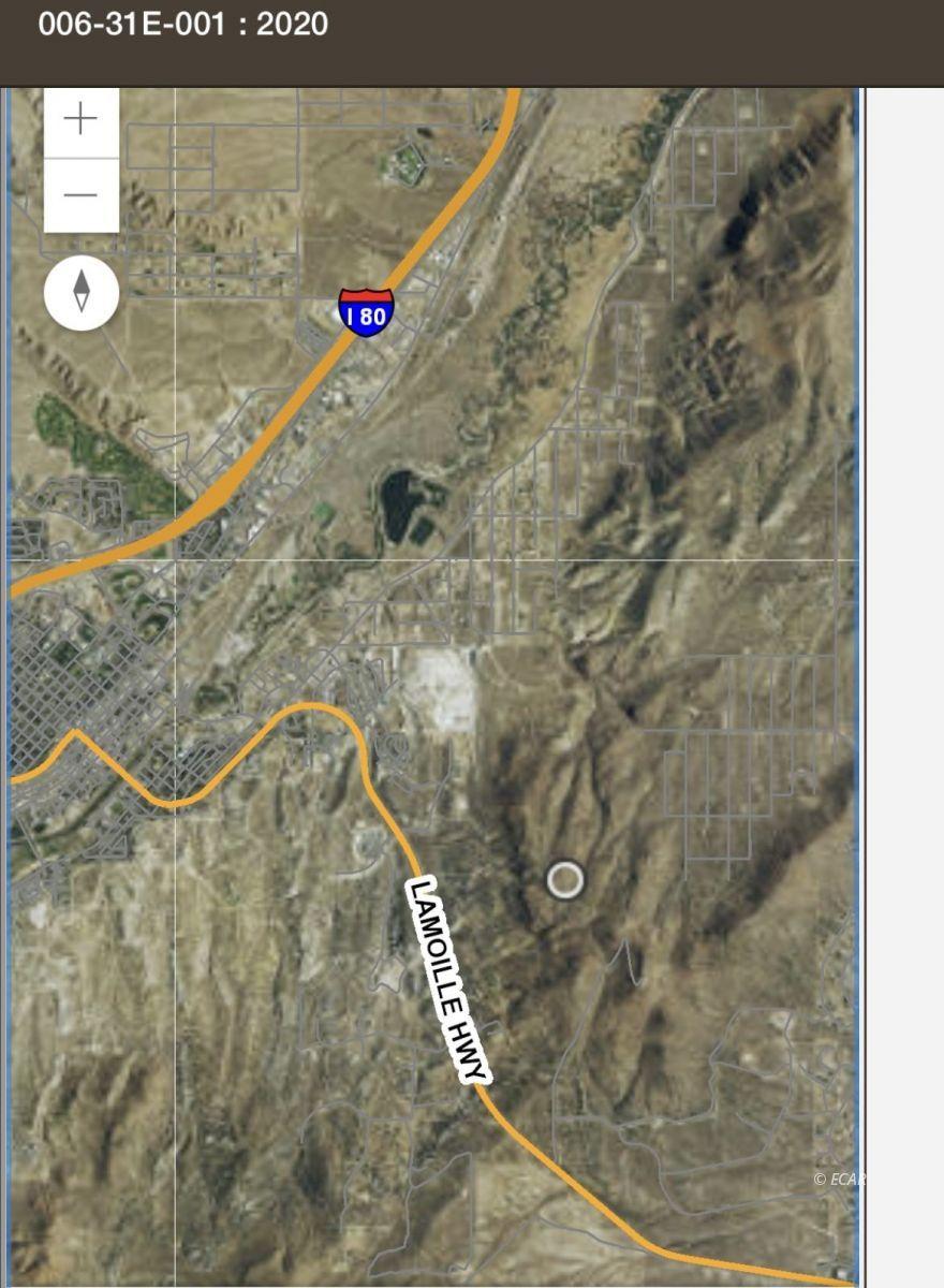 TBD Address Road Property Photo - Spring Creek, NV real estate listing