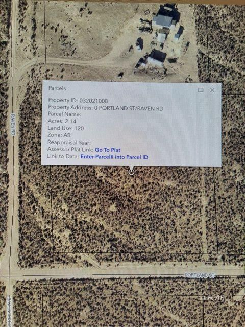 TBD PORTLAND ST/RAVEN Road Property Photo - Elko, NV real estate listing