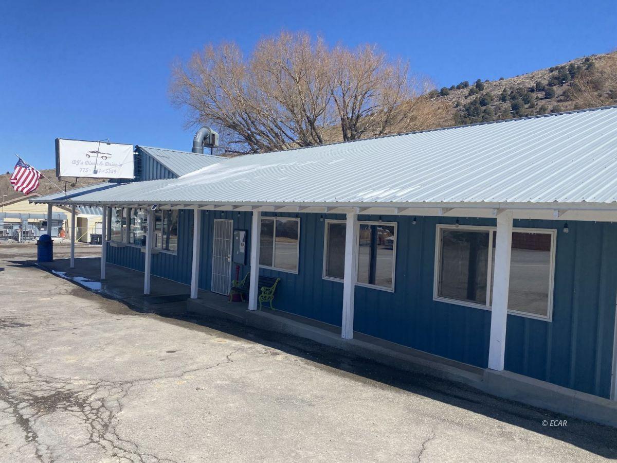 501 S Main Street Property Photo - Eureka, NV real estate listing