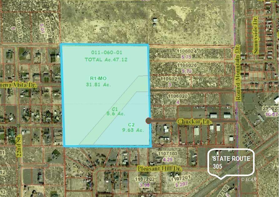 TBD Chukar Lane Property Photo - Battle Mountain, NV real estate listing