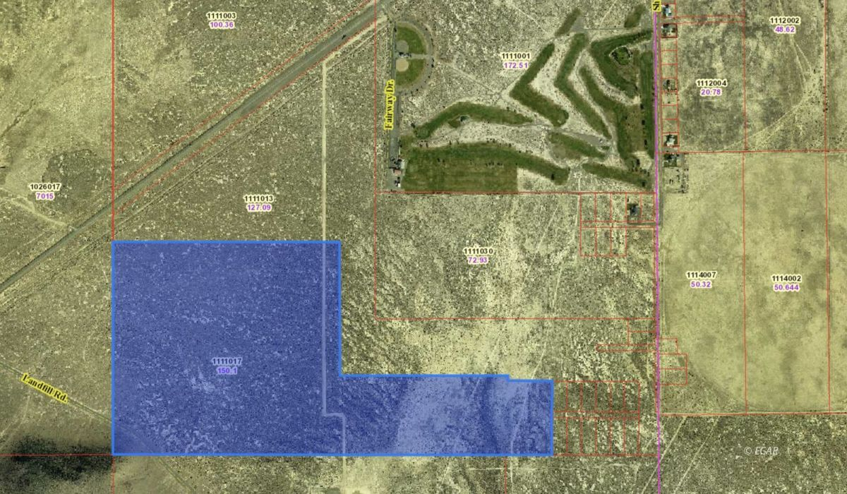TBD Blue Ridge Road Property Photo - Battle Mountain, NV real estate listing