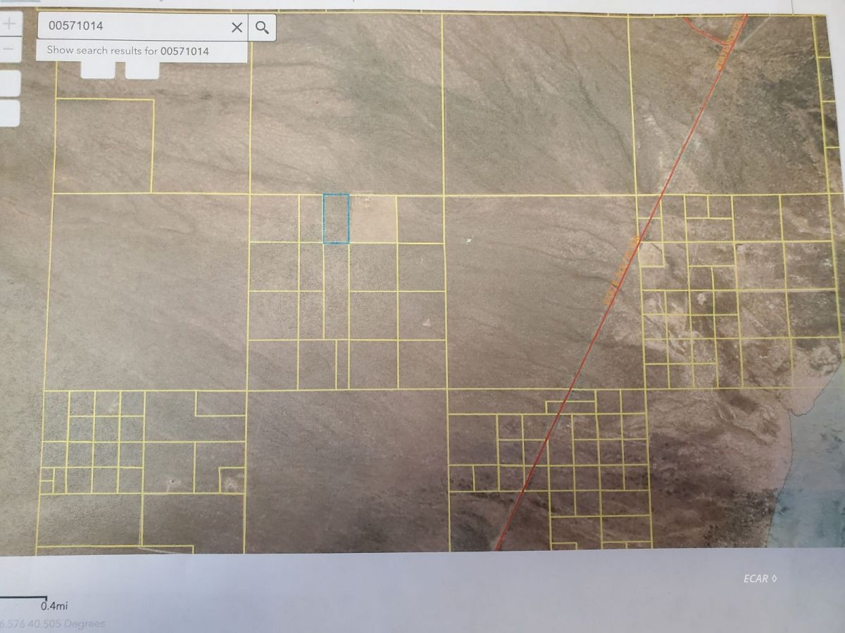 T30N 48E Sec9 Property Photo - Crescent Valley, NV real estate listing