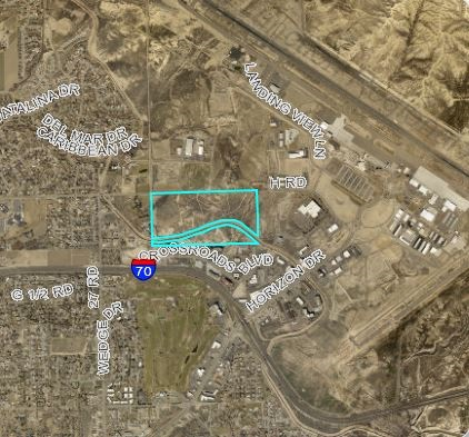 TBD H Road Property Photo - Grand Junction, CO real estate listing