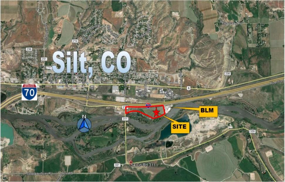54 County Road 311 #3.75 AC Property Photo - Silt, CO real estate listing