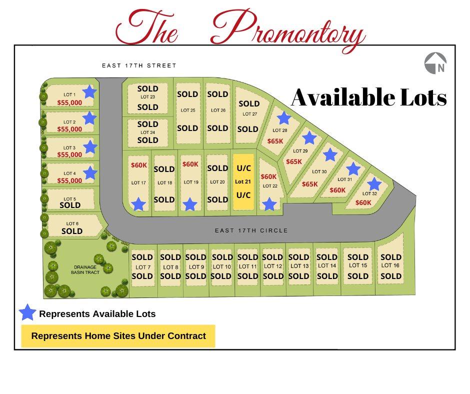 The Promontory At Graham Mesa Real Estate Listings Main Image