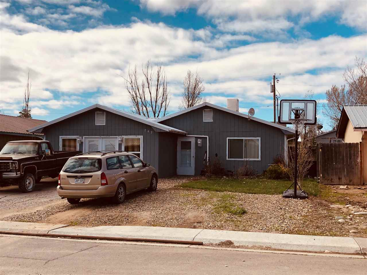 247 E Raven Avenue Property Photo - Rangely, CO real estate listing