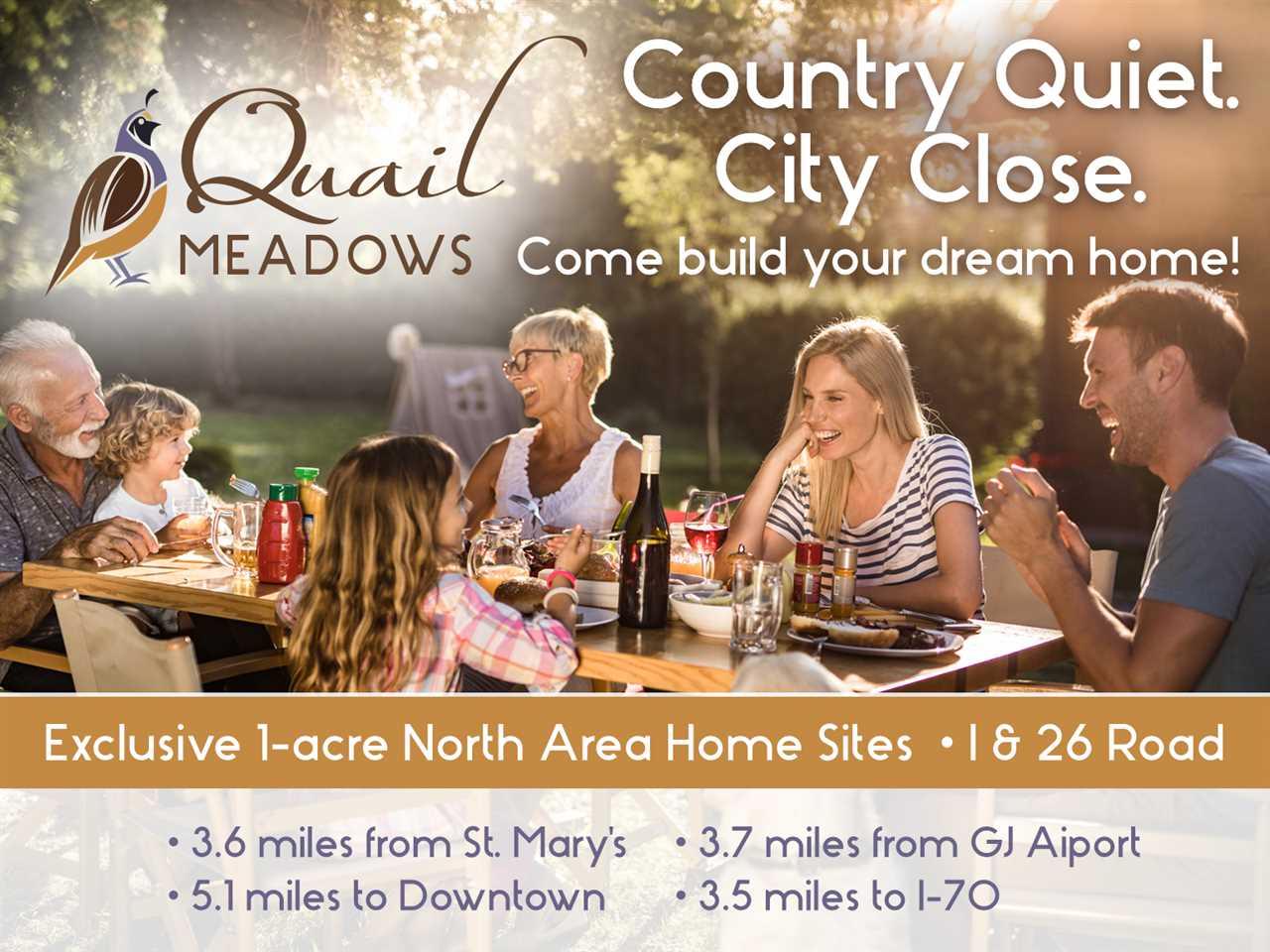 890 Quail Meadows Court Property Photo