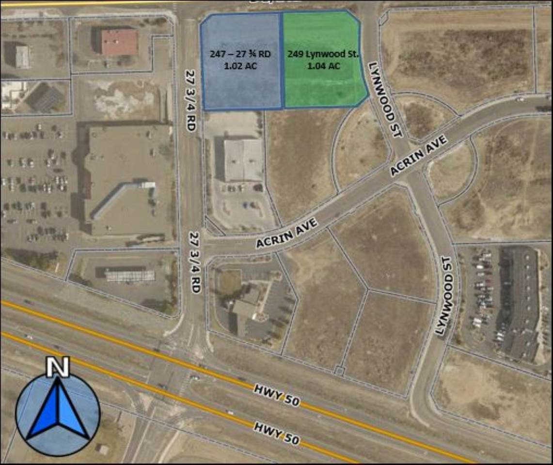 247 27 3/4 Road #1 Lot Property Photo - Grand Junction, CO real estate listing