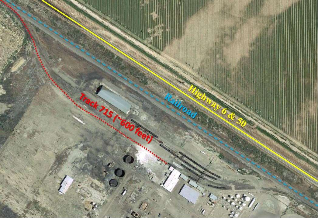 1493 Highway 6&50 #rail Property Photo - Loma, CO real estate listing