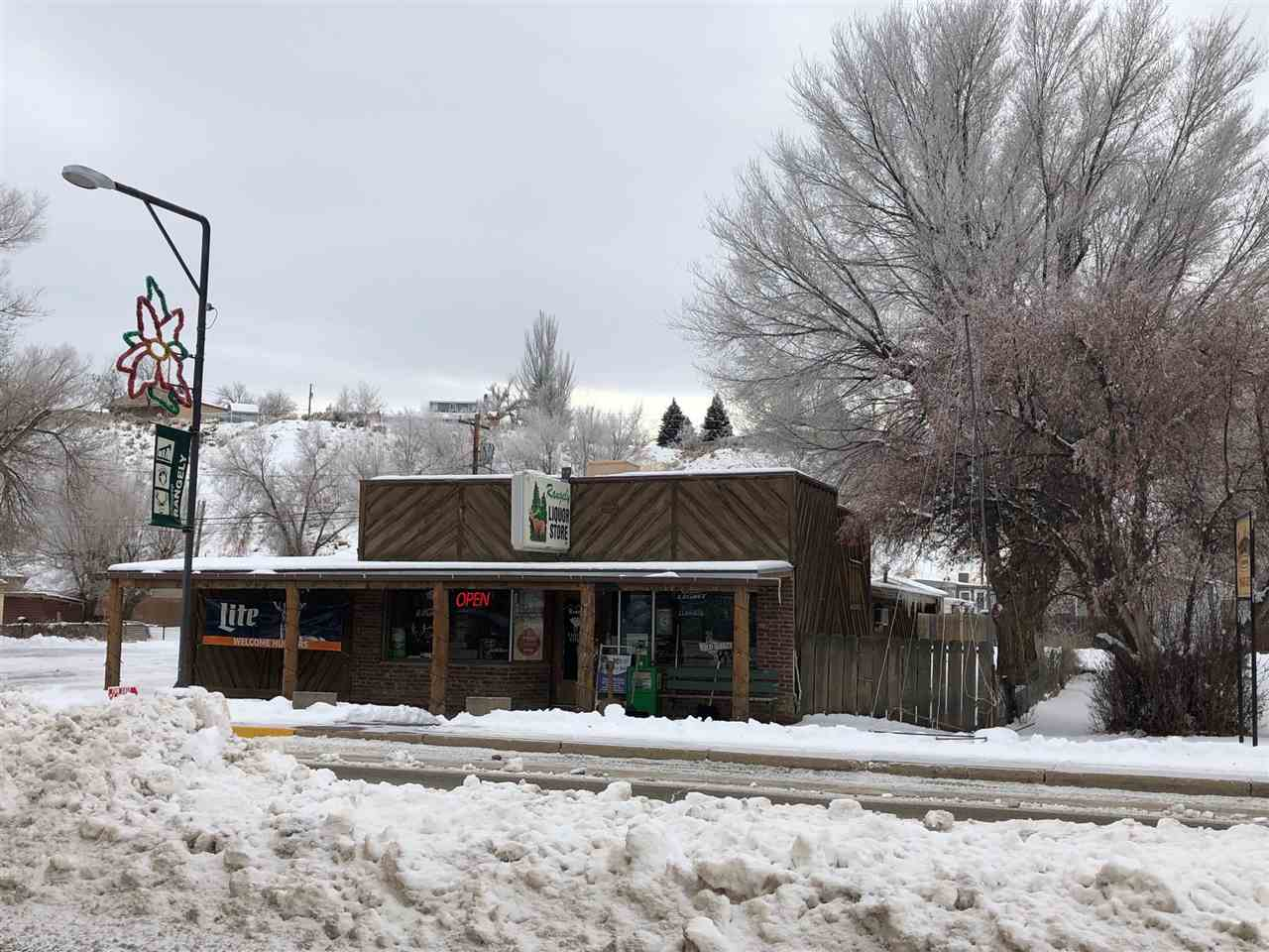 719 E Main Street Property Photo - Rangely, CO real estate listing
