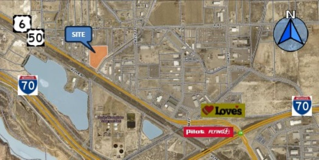 2126 Highway 6&50 Property Photo - Grand Junction, CO real estate listing
