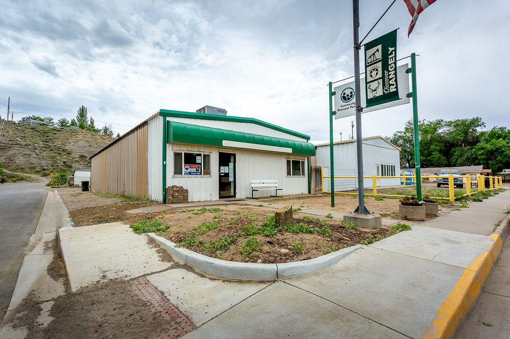 743 E Main Street Property Photo - Rangely, CO real estate listing