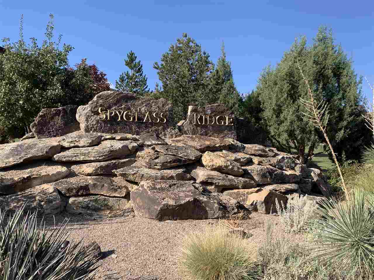 2692 Lookout Lane Property Photo - Grand Junction, CO real estate listing