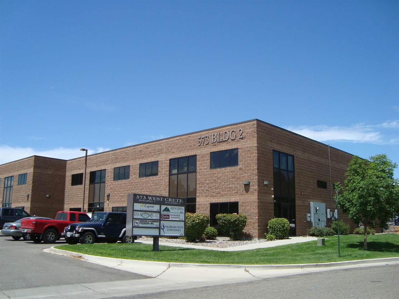 573 W Crete Circle #A-Bldg 2 (Off) Property Photo - Grand Junction, CO real estate listing