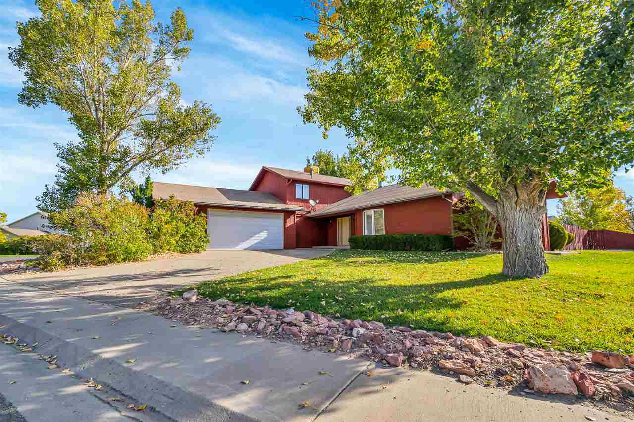 1496 La Mesa Circle Property Photo - Rangely, CO real estate listing