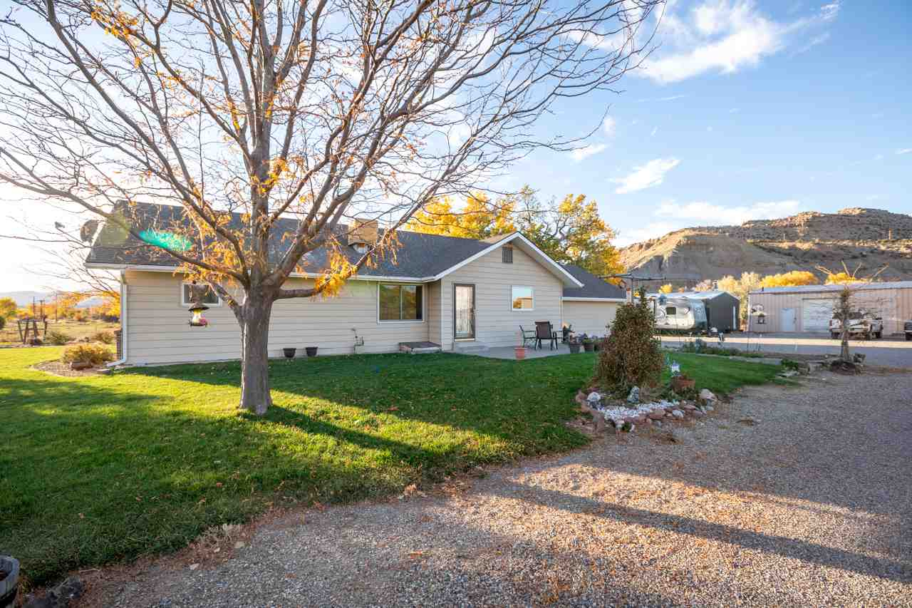 4556 W Road Property Photo - De Beque, CO real estate listing