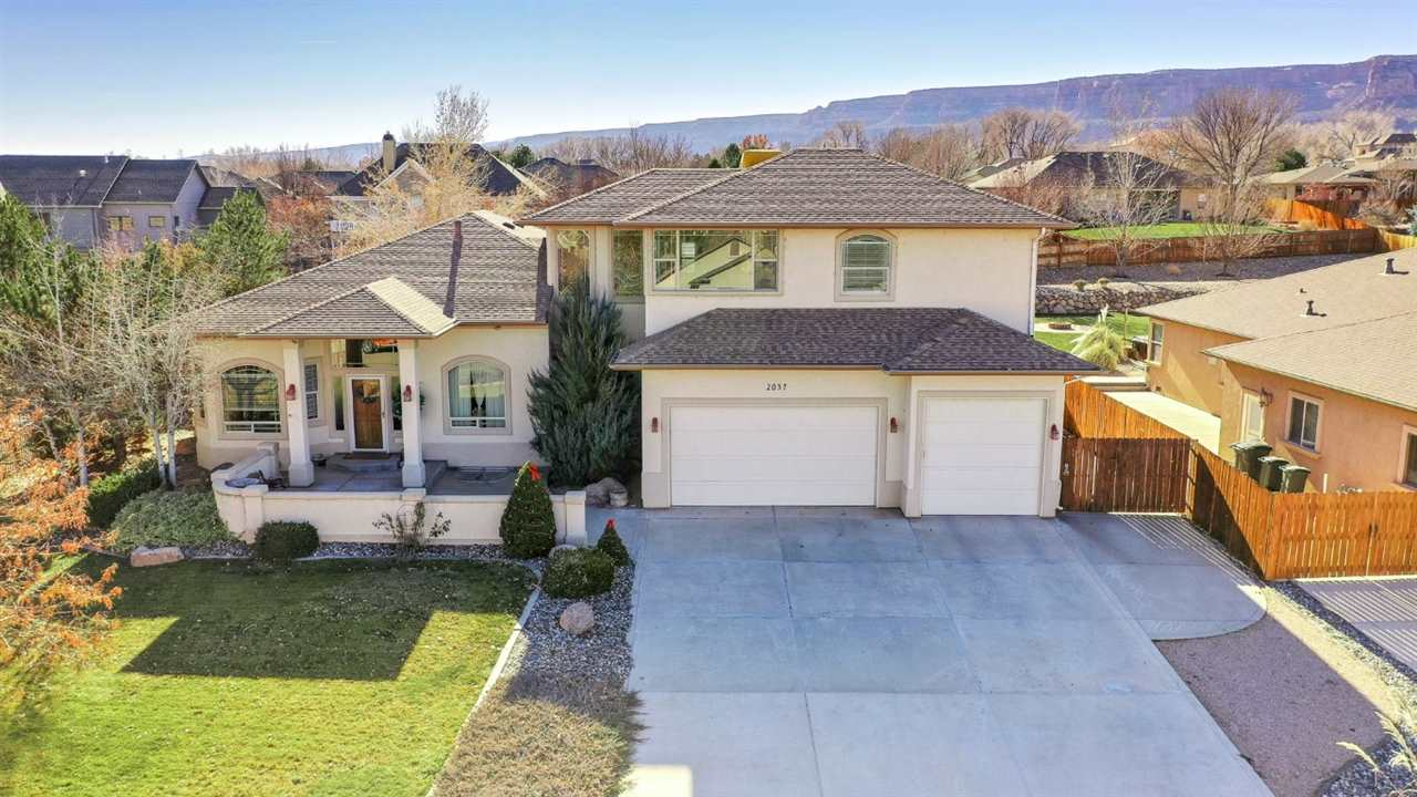 2057 Baseline Drive Property Photo - Grand Junction, CO real estate listing