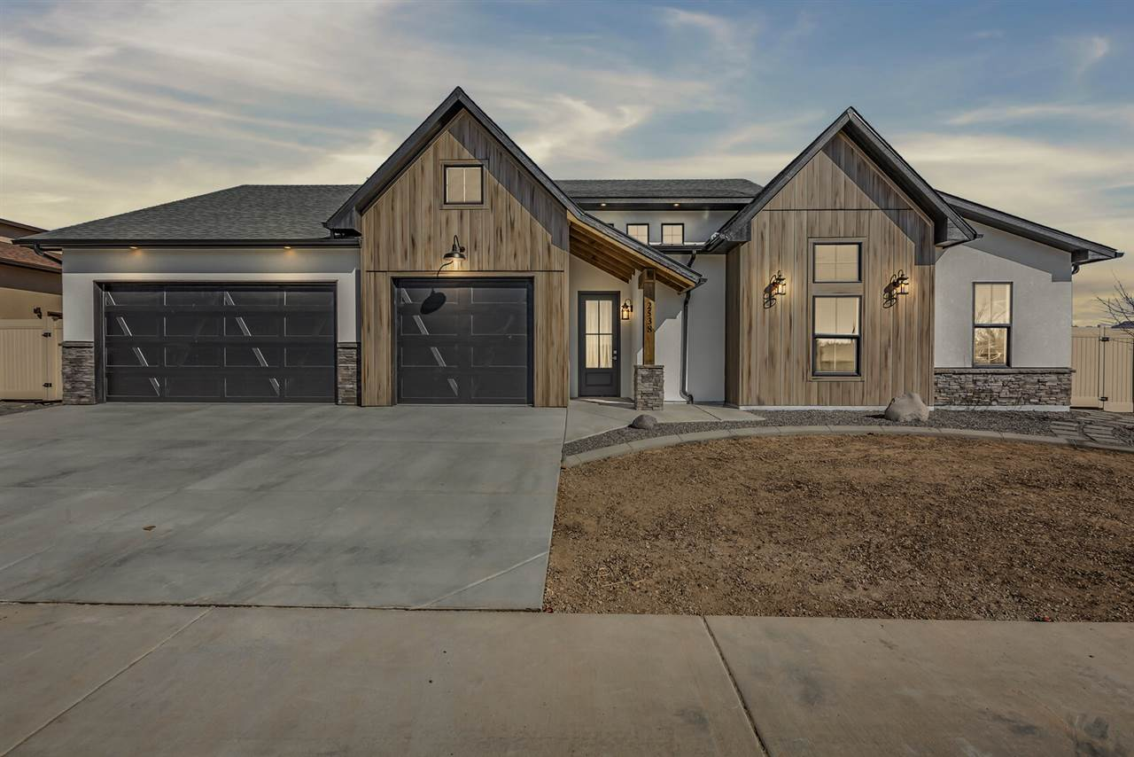2538 Woody Creek Drive Property Photo - Grand Junction, CO real estate listing