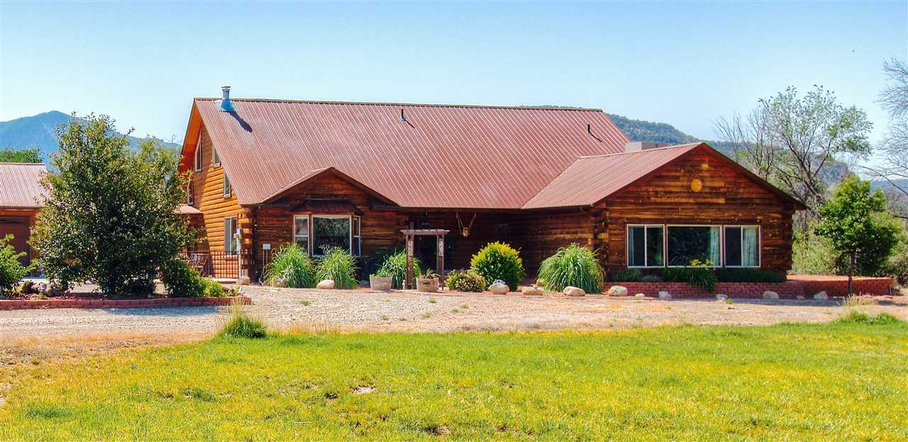 2168 45 1/2 Road Property Photo - De Beque, CO real estate listing