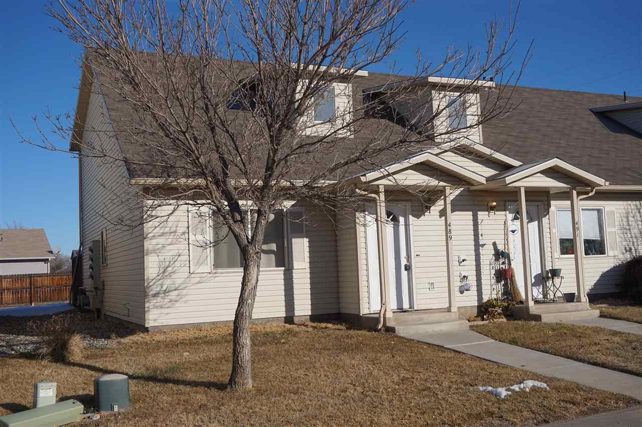 489 Cedar Glen Way Property Photo - Fruita, CO real estate listing