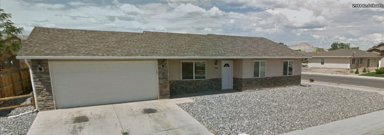 2944 Red Cloud Lane Property Photo - Grand Junction, CO real estate listing