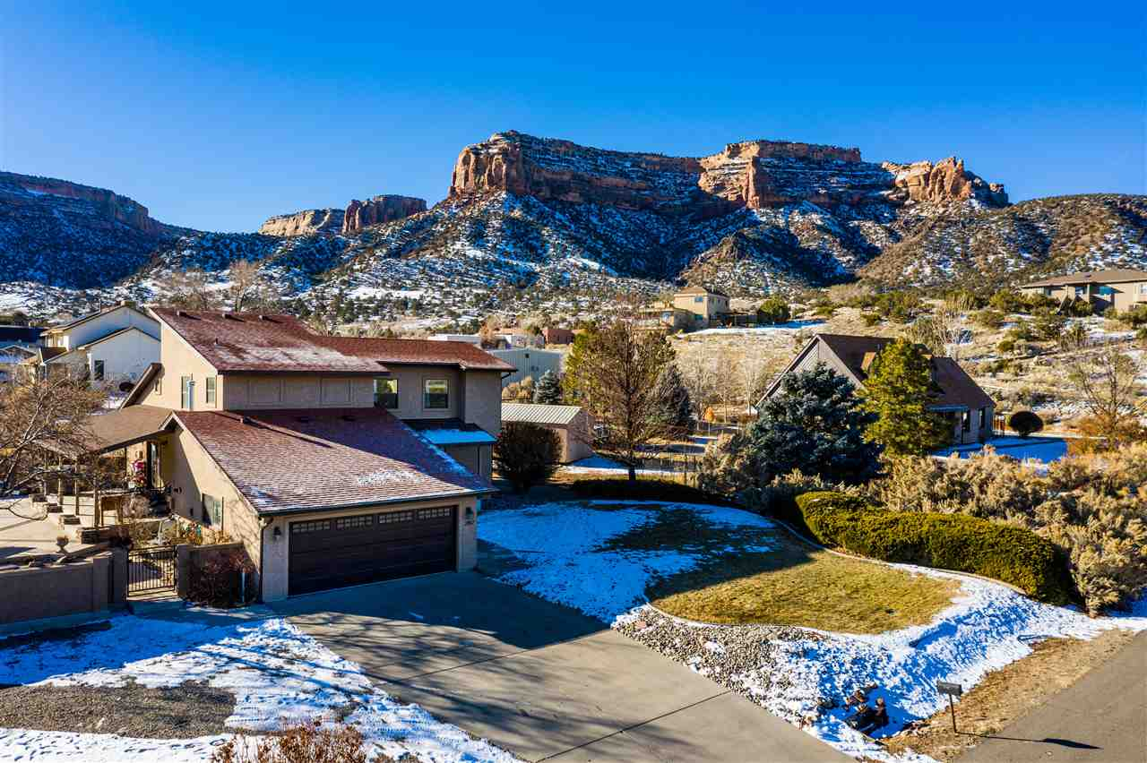 2187 Quail Court Property Photo - Grand Junction, CO real estate listing