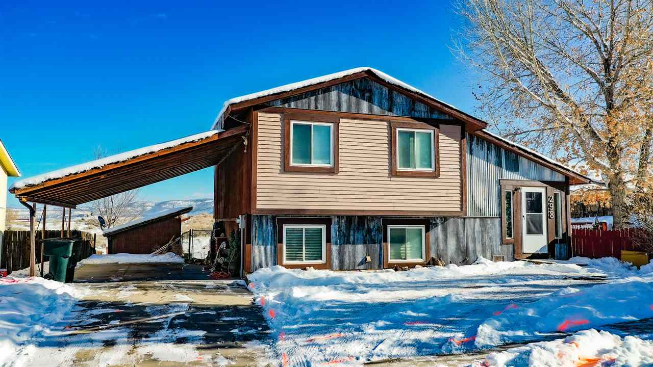 298 Darius Avenue Property Photo - Rangely, CO real estate listing