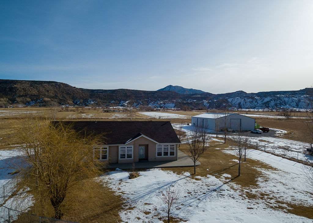 2022 45 Road Property Photo - De Beque, CO real estate listing