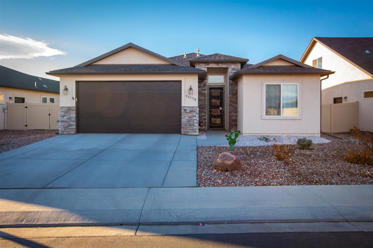2477 Apex Avenue #A Property Photo - Grand Junction, CO real estate listing