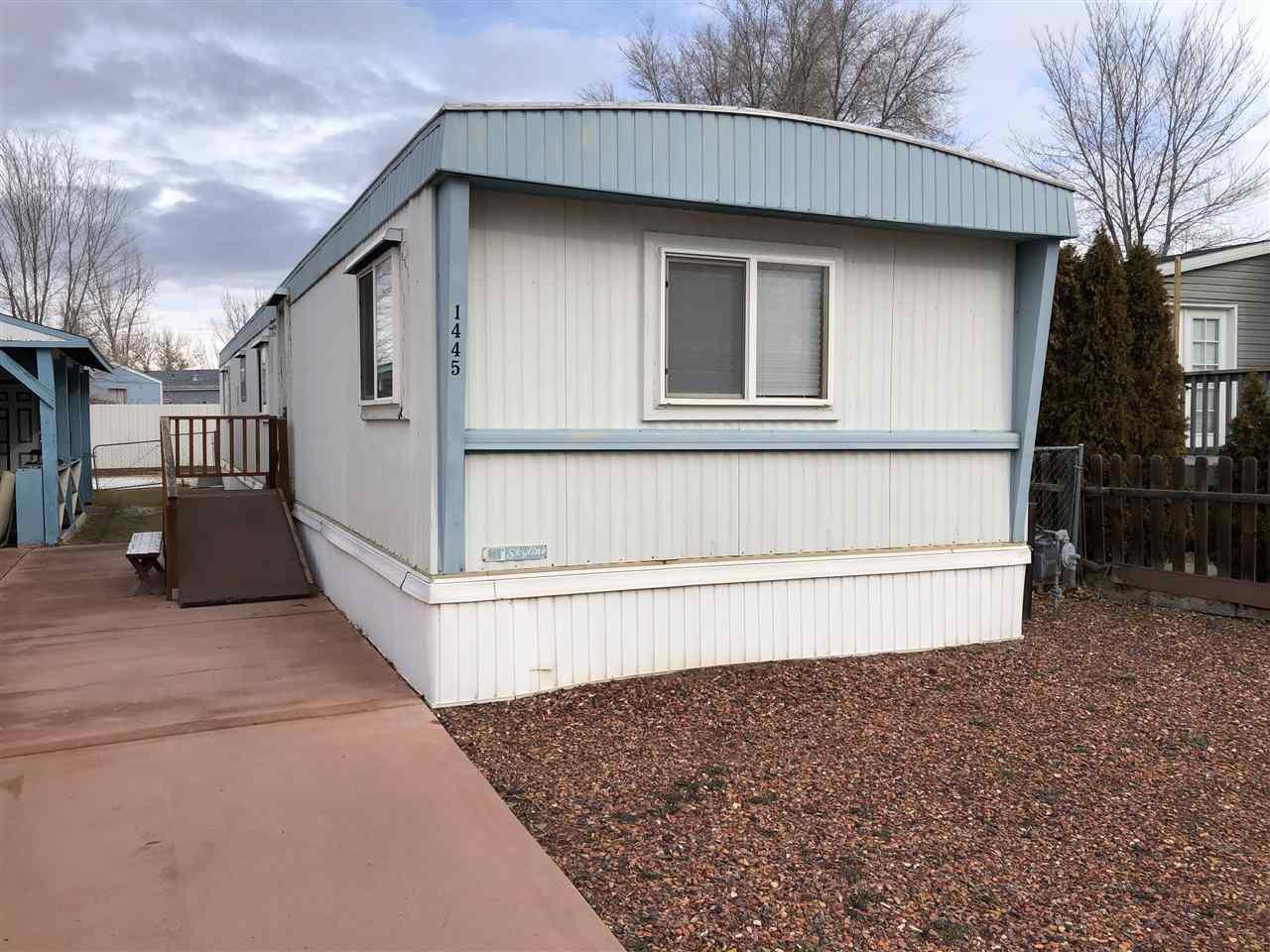 1445 Leo Avenue Property Photo - Fruita, CO real estate listing