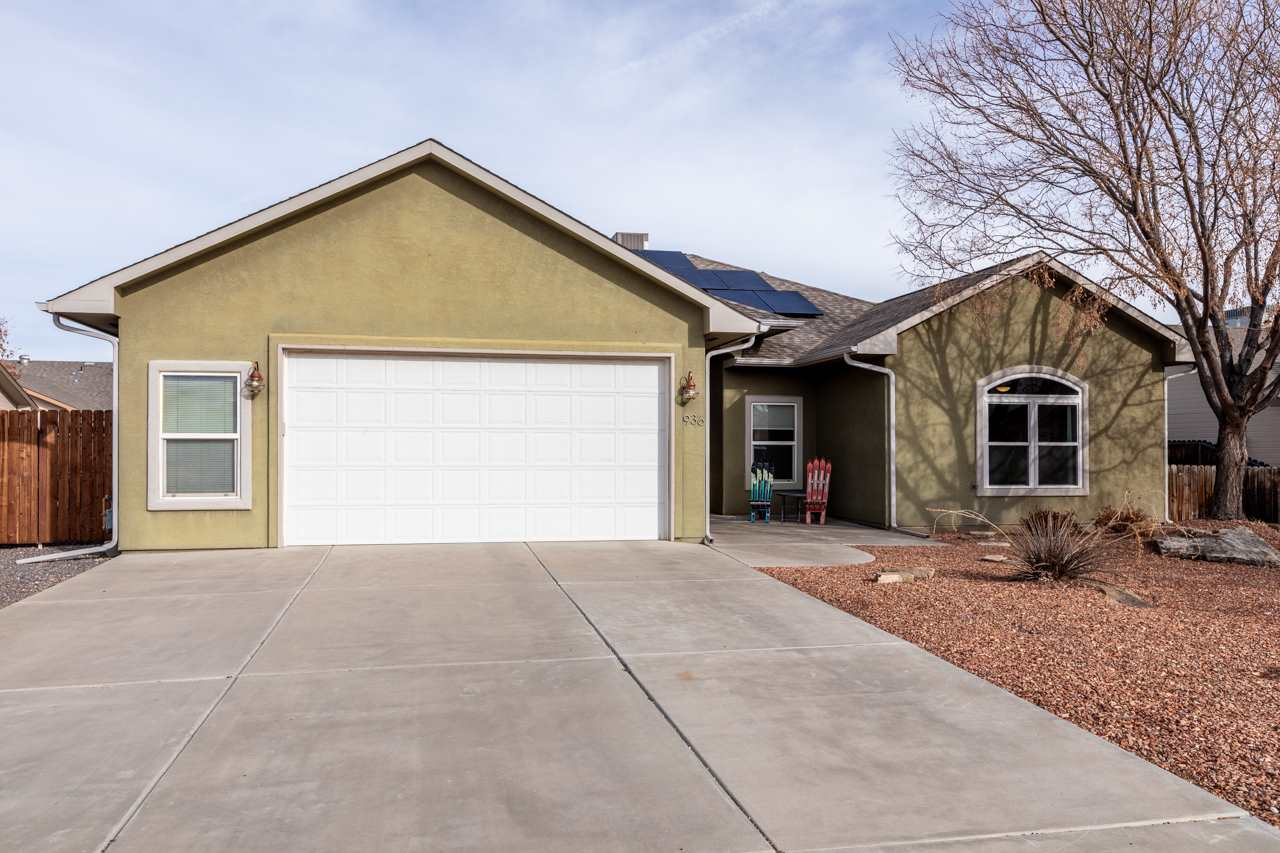 936 Agate Court Property Photo - Fruita, CO real estate listing