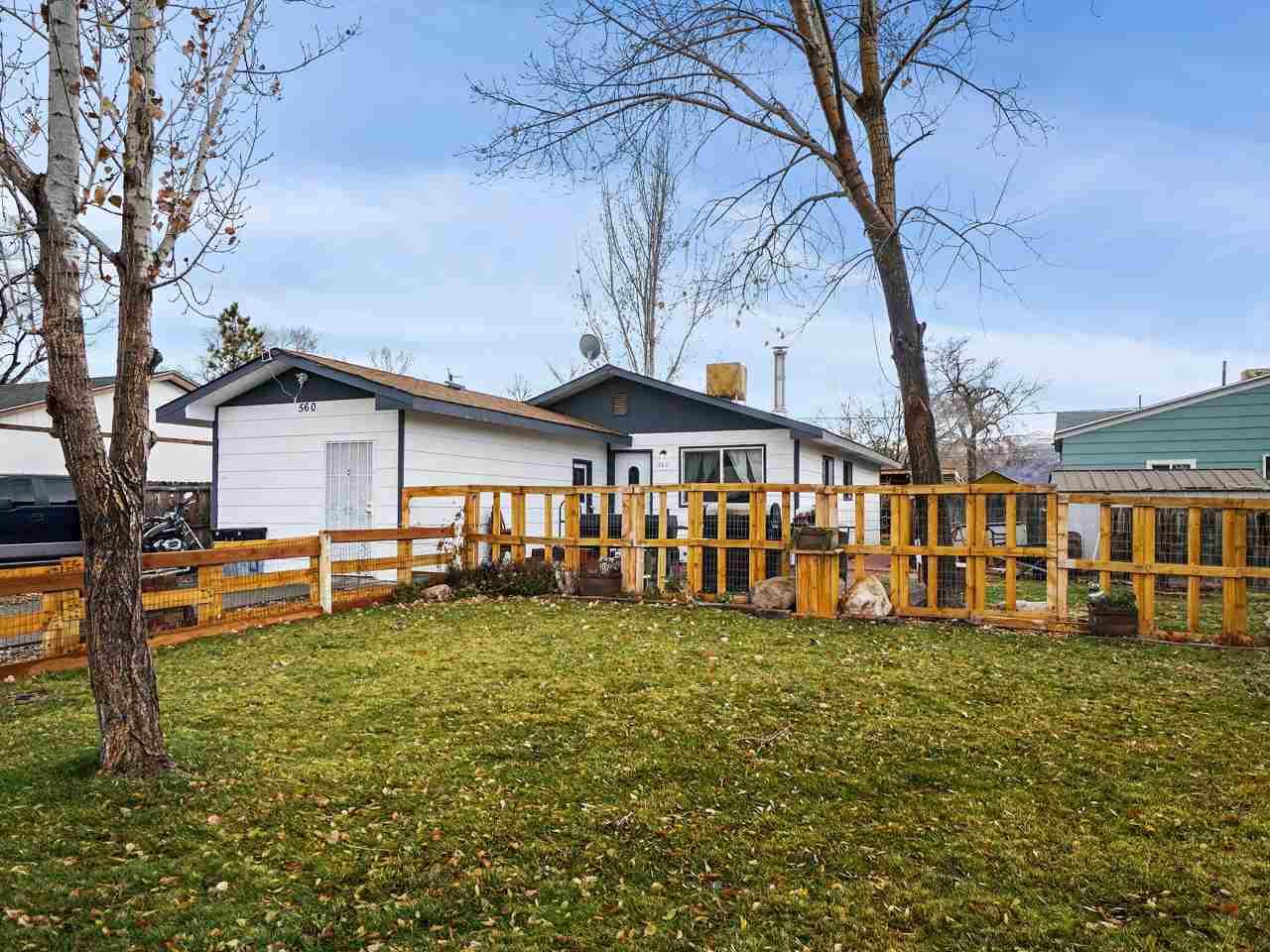 560 W Pabor Way Property Photo - Fruita, CO real estate listing