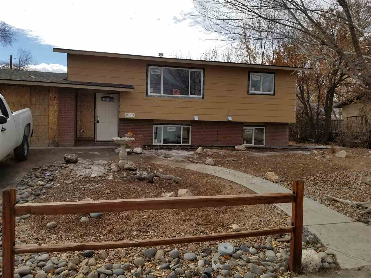 2113 Teton Road Property Photo - Grand Junction, CO real estate listing