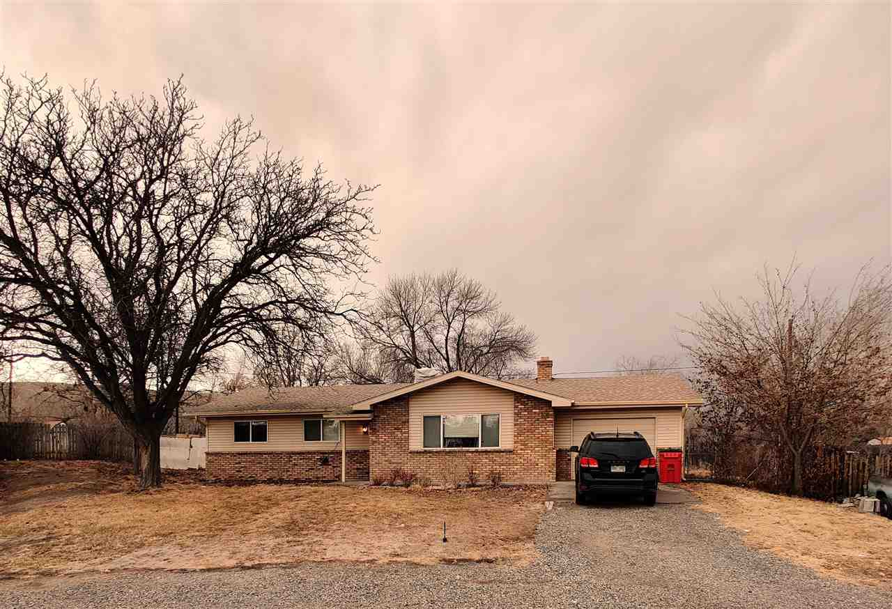 241 Twyman Drive Property Photo - Grand Junction, CO real estate listing