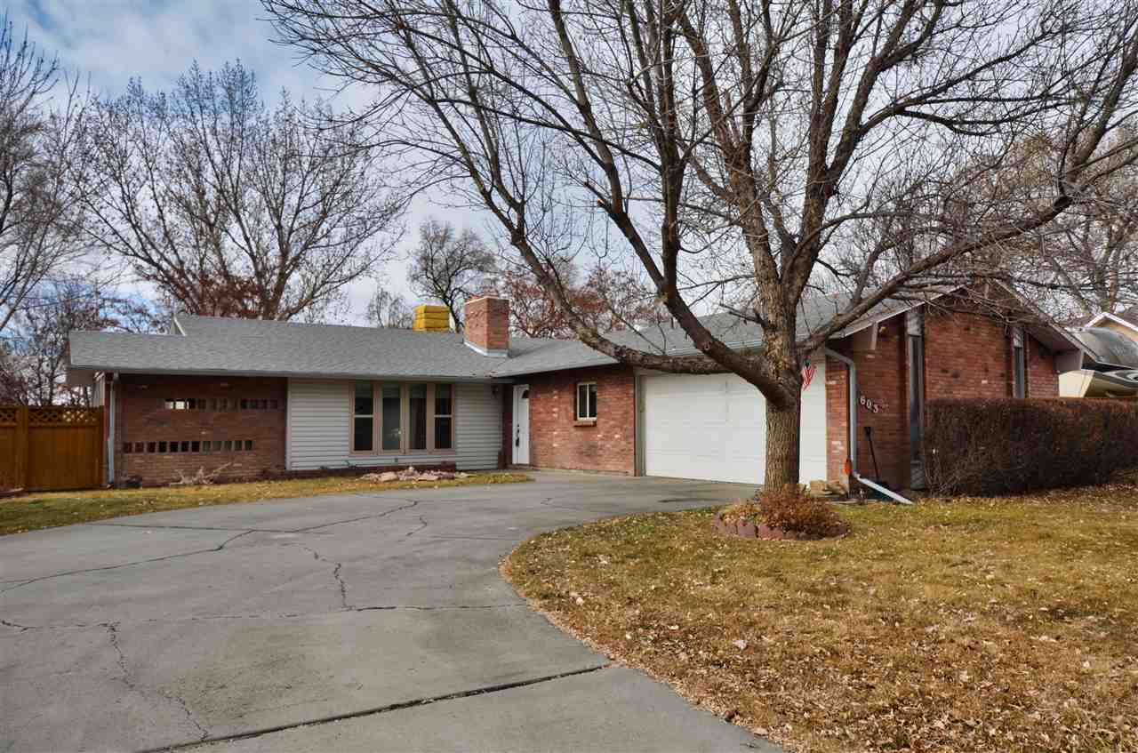 603 Serenade Street Property Photo - Grand Junction, CO real estate listing