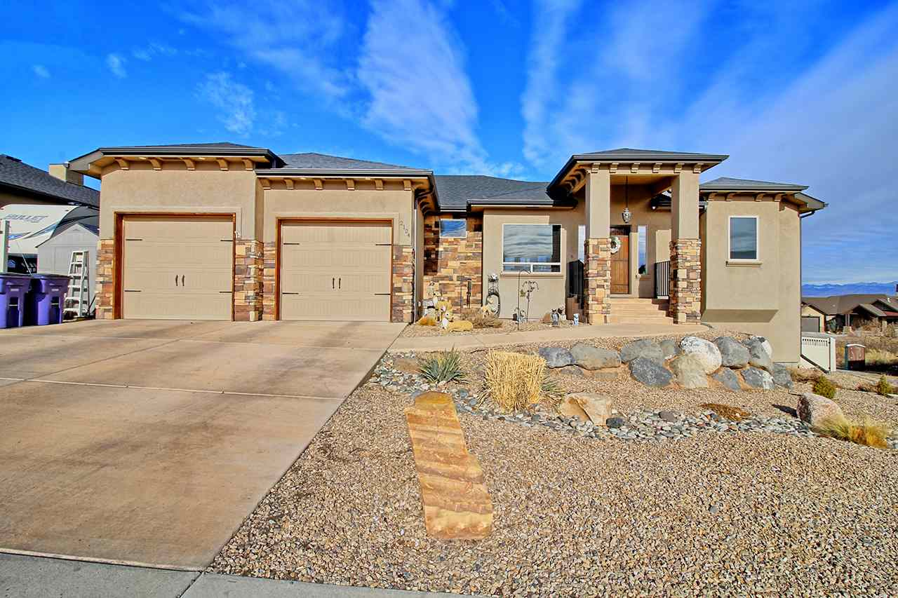 2124 Canyon Wren Court Property Photo - Grand Junction, CO real estate listing