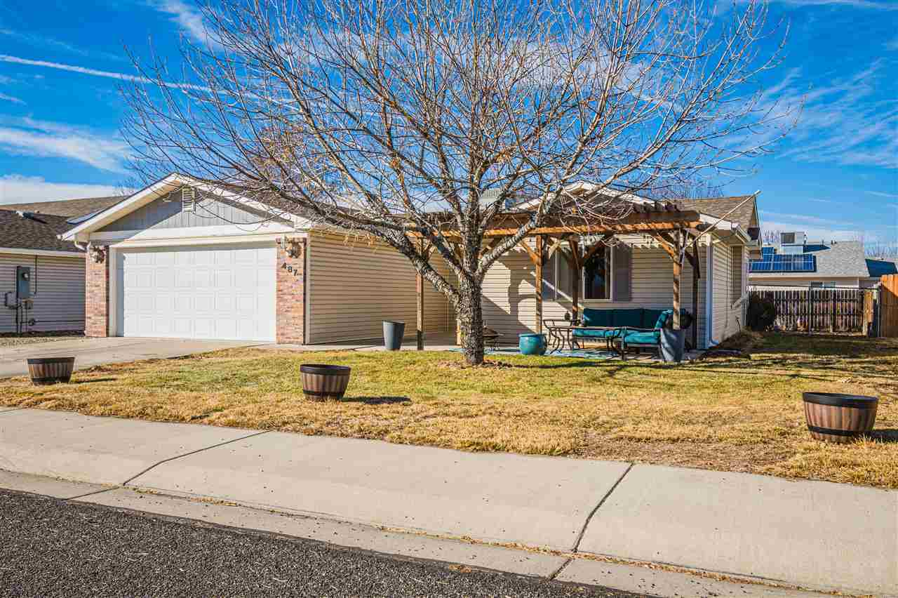 487 Arabian Way Property Photo - Grand Junction, CO real estate listing