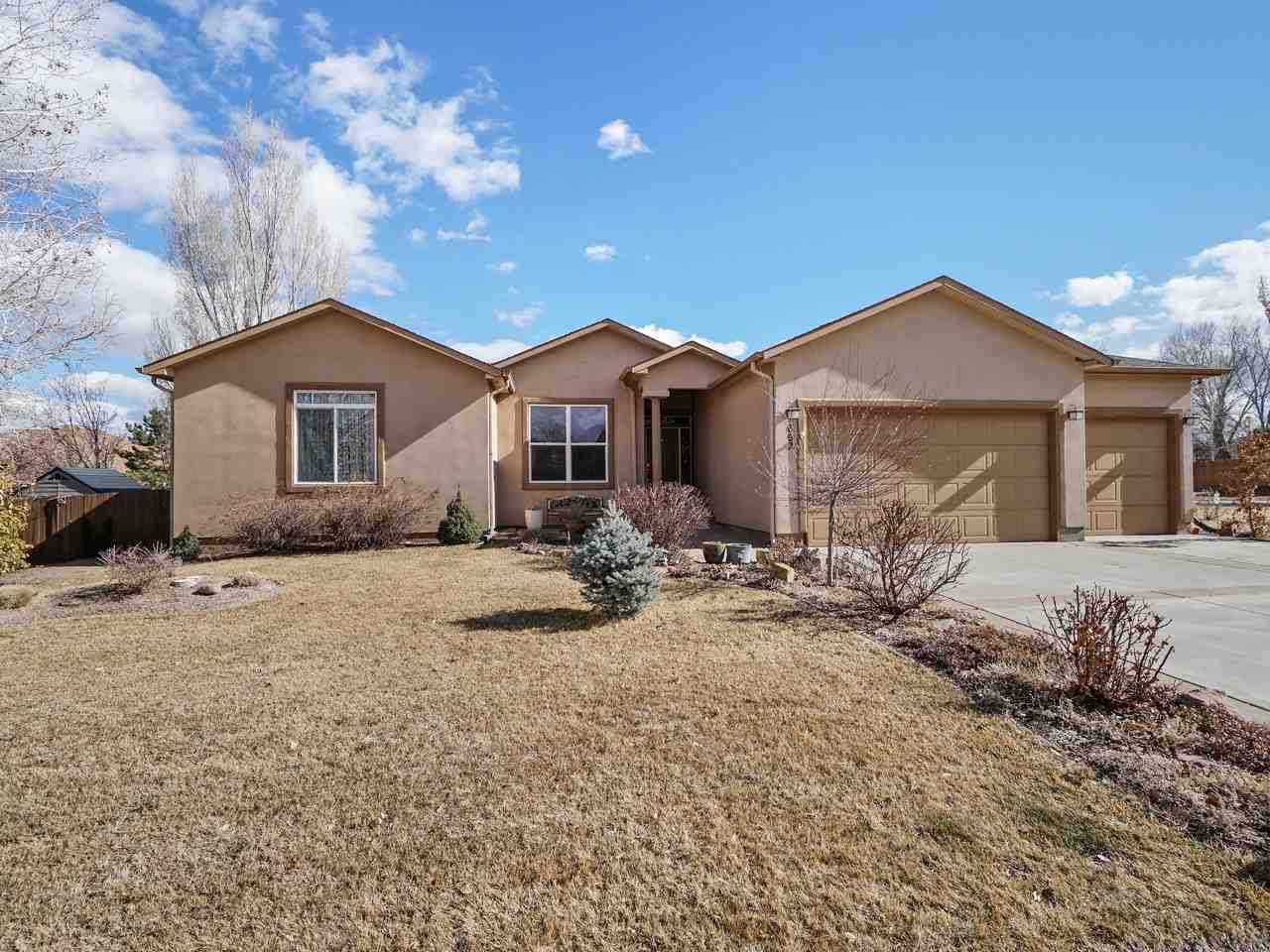 692 Roundup Drive Property Photo - Grand Junction, CO real estate listing
