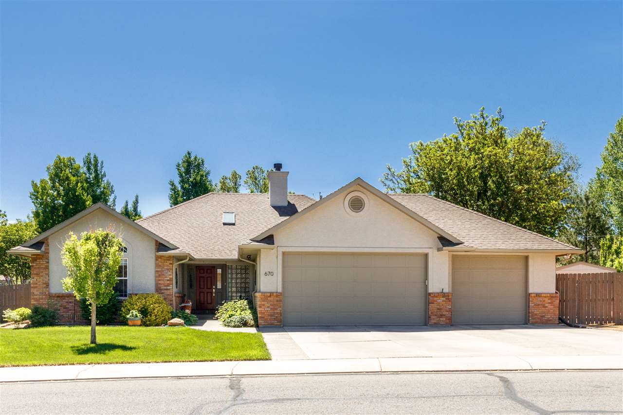 670 Long Rifle Road Property Photo - Grand Junction, CO real estate listing