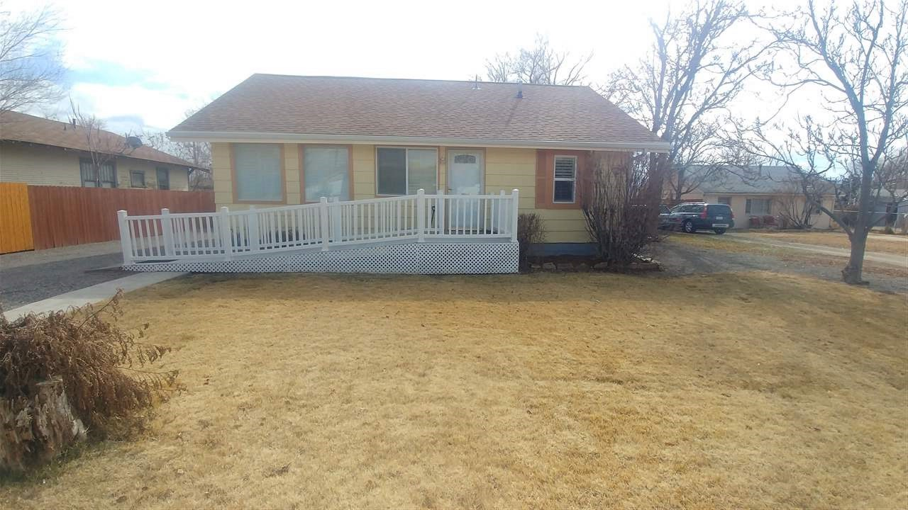 2813 1/2 Texas Avenue Property Photo - Grand Junction, CO real estate listing