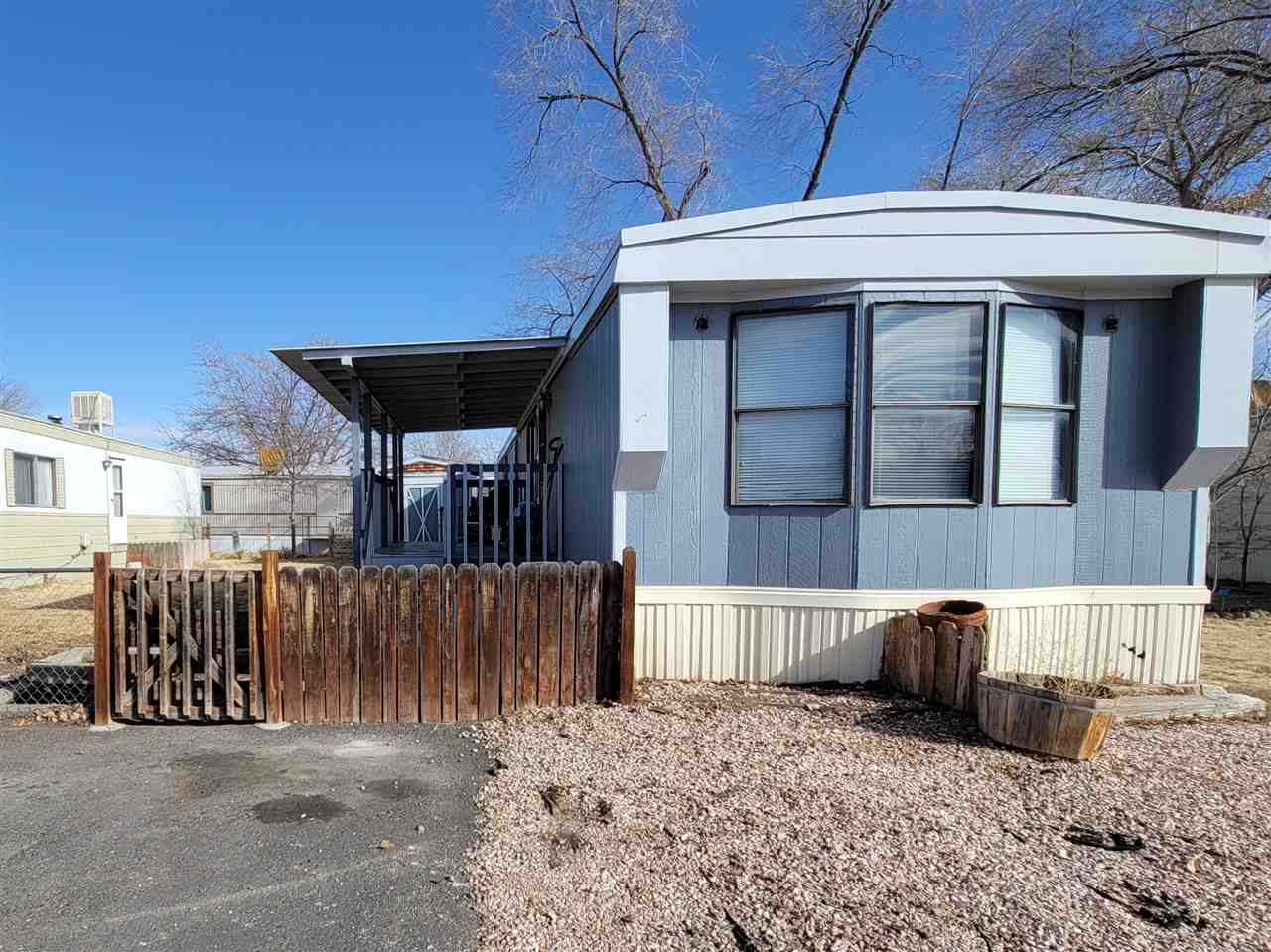 585 25 1/2 Road #171 Property Photo - Grand Junction, CO real estate listing