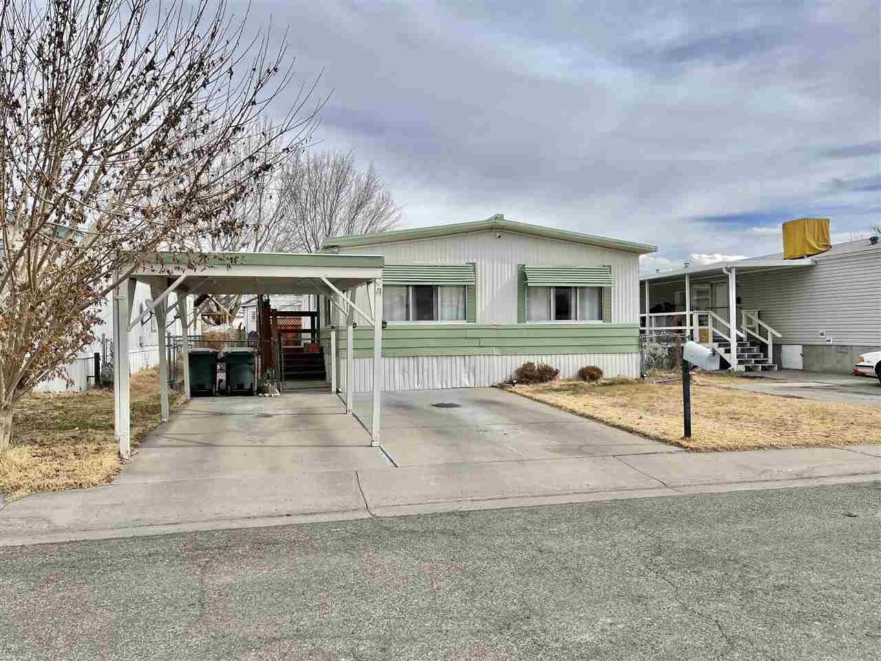 546 1/2 Willow Road Property Photo - Grand Junction, CO real estate listing