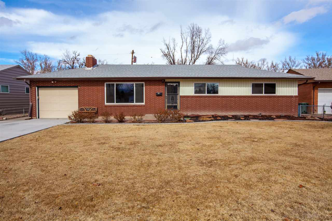 210 Mesa Avenue Property Photo - Grand Junction, CO real estate listing